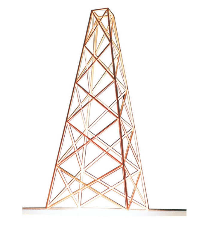 balsa tower building kit  24-kit class pack