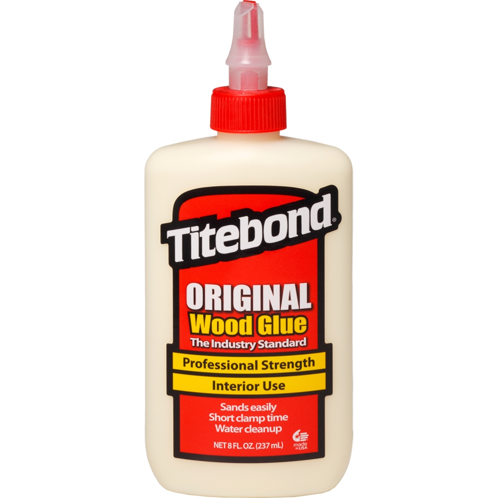 titebond original wood glue 8 oz 5063 balsatron inc. Black Bedroom Furniture Sets. Home Design Ideas