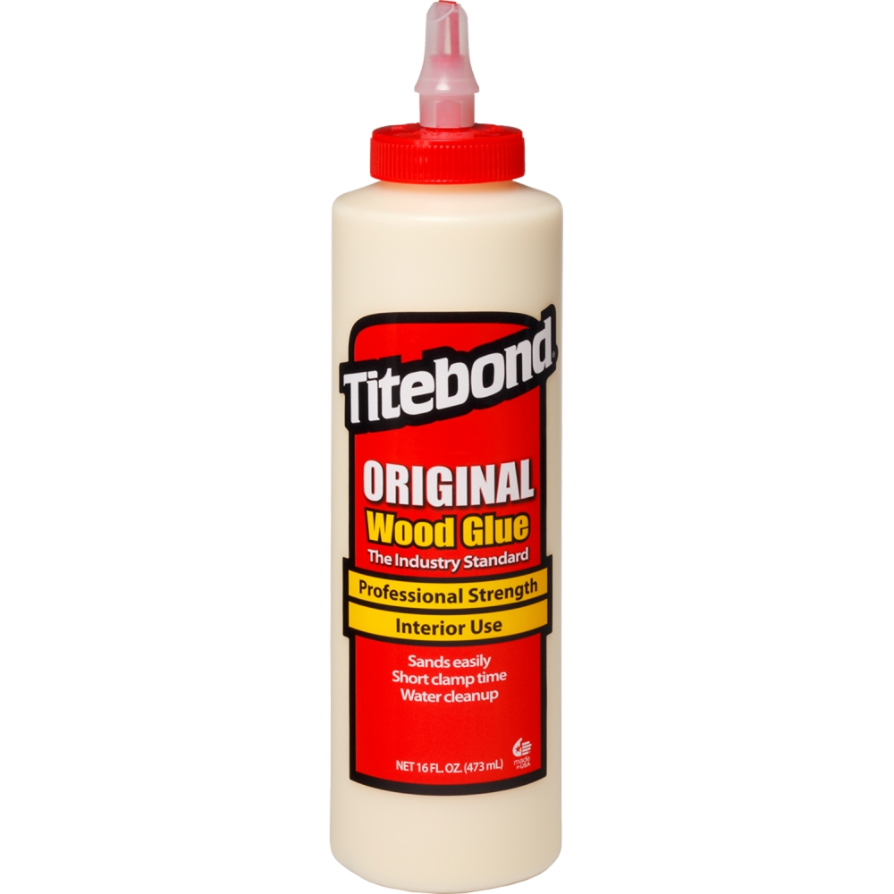 Titebond Original Wood Glue 16 Oz 5064 Balsatron Inc