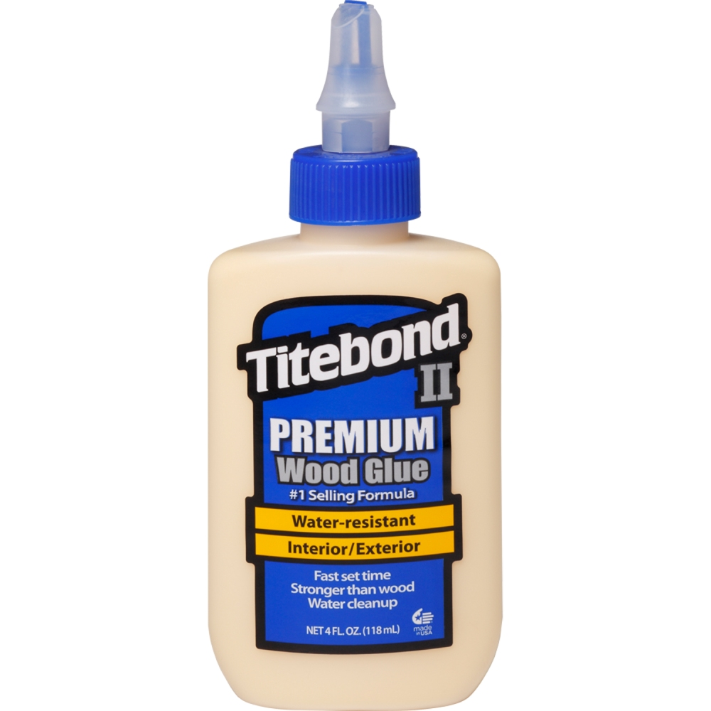 Titebond II Premium Wood Glue 4-oz #5002