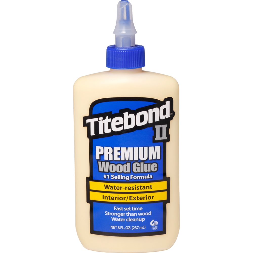 Titebond II Premium Wood Glue 8-oz #5003
