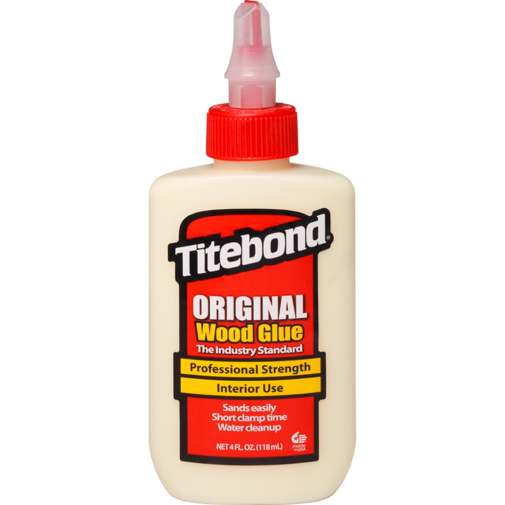 Titebond Original Wood Glue 4-oz #5062