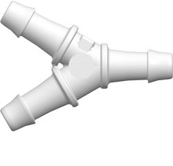 Y-Connector Tube Fitting