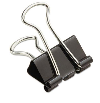 Large Binder Clips 12/Pack