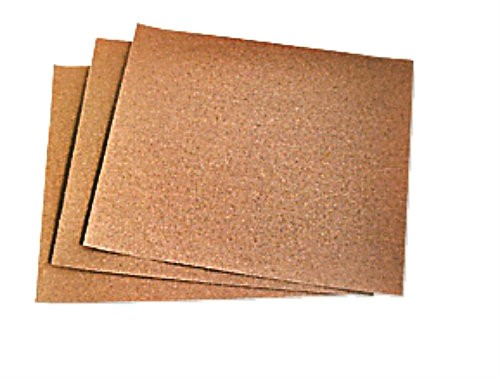 Coarse Sandpaper 60 grit 10/Pack