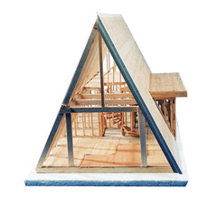 A-Frame Cabin Kit