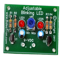 Adjustable Blinking LED Kit
