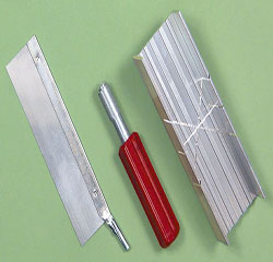 Aluminum Miter Box & Razor Saw Set