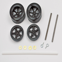 Air Powered Dragster Parts Kit