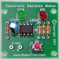 Electronic Decision Maker Kit