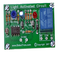 Light Activated Circuit Bulk Pack