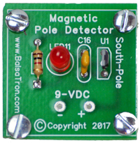 Magnetic Pole Detector Kit