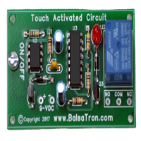 Touch Activated Circuit Kit